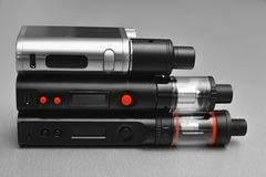 Elektronische Zigarette Stockbilder