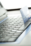 Elektronischer Geschäftsverkehr Lizenzfreies Stockbild