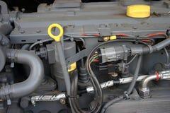 Elektronischer Knoten im Auto lizenzfreies stockbild