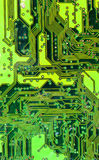Elektronischer Vorstand stockfoto
