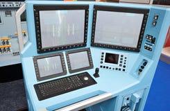Elektronisches Überwachungsgerät für Luftfahrt lizenzfreies stockfoto