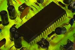 elektronisk brädeströmkrets Royaltyfria Foton
