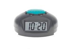 elektronisk klocka Arkivbild