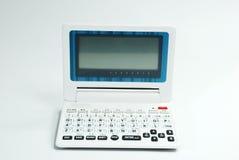 elektronisk ordbok Royaltyfri Foto