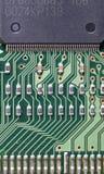 elektronisk platta för strömkrets Royaltyfria Bilder