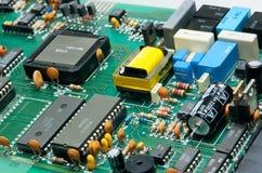 Elektronisk strömkrets board3 Royaltyfria Foton