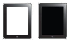elektronisk tablet Arkivfoto