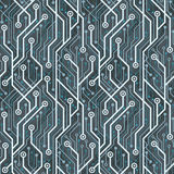 elektronisk wallpaper Arkivfoton