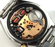 elektronisk watch Arkivfoton