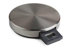 elektroniska scales Arkivfoto