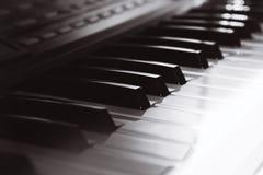 Elektroniskt musikinstrument Royaltyfri Fotografi
