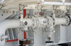 Elektrosysteem Royalty-vrije Stock Afbeelding