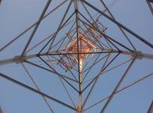Elektroturm stockfoto