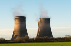 Elektrowni deaktywacja góruje Zdjęcie Stock