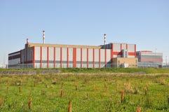 elektrowni nuklearnej władzy temelin Obraz Stock