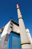 elektrowni thermal Obraz Stock