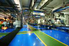 Elektrownia Zdjęcie Stock
