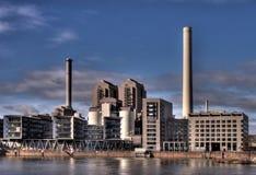 elektrownia Zdjęcie Royalty Free