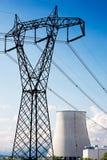 elektrownia atomowa Obraz Stock
