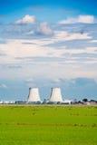 elektrownia atomowa Zdjęcia Stock