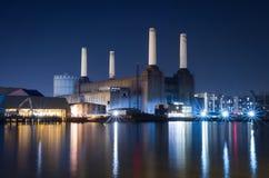 Elektrownia Battersea Londyn Fotografia Stock