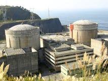 elektrownia nuklearna Obrazy Royalty Free