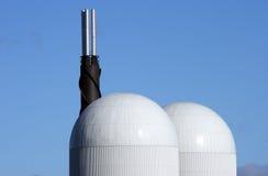 elektrownia termiczna Obraz Stock