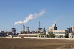 Elektrownia w Slobozia, Rumunia Zdjęcie Royalty Free