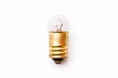 Elektryczna żarówka Obraz Stock