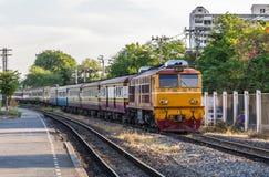 elektryczna dieslowska lokomotywa Fotografia Stock