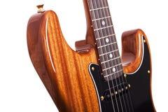 Elektryczna gitara Obrazy Royalty Free