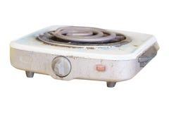 elektryczna kuchenka obrazy stock