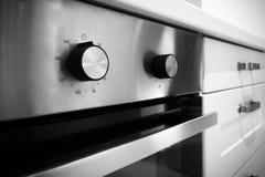 Elektryczna kuchennej kuchenki kontrolna zmiana Obraz Stock