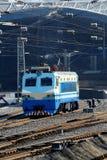 elektryczna lokomotywa Obrazy Stock