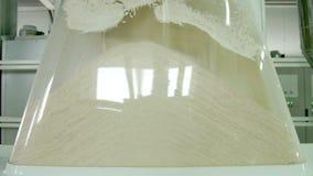 Elektryczna młyńska maszyneria dla produkci pszeniczna mąka Zbożowy wyposażenie zdjęcie wideo