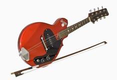 Elektryczna mandolina Obraz Stock