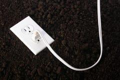 elektryczna nasadka Zdjęcie Stock