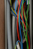 Elektryczna odświeżanie praca Obraz Stock