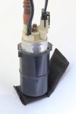 elektryczna paliwowa pompa fotografia stock