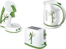 elektryczna urządzenie kuchnia Obrazy Stock