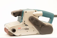 elektryczne maszyny sanding zdjęcie royalty free