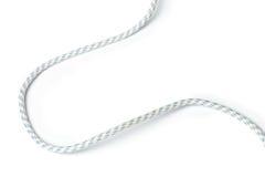 Elektrycznego żelaza kabla prymka zdjęcie royalty free