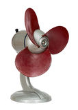 elektrycznego fan rocznik Fotografia Stock