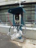 Elektrycznego pojazdu ładuje udostępnienia Fotografia Stock