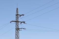 elektrycznego pola wierza Obraz Stock