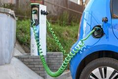 Elektrycznego samochodu wolkswagena e-Up Zdjęcie Royalty Free