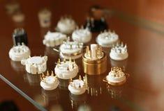 Elektrycznej nasadki nasadka, nasadka, związek, electrics obrazy royalty free