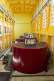 Elektryczni generatory Fotografia Royalty Free