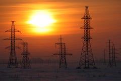 elektryczność Fotografia Stock