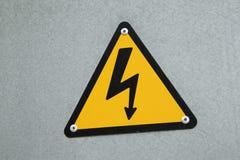 elektryczność Zdjęcia Royalty Free